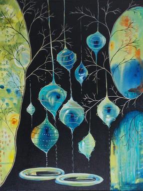 16x20 Original Painting # 105