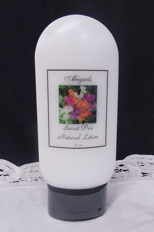 Sweet Pea 2 oz. Lotion