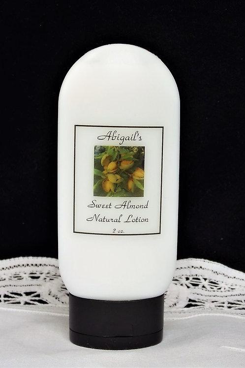 Sweet Almond 4 oz. Lotion