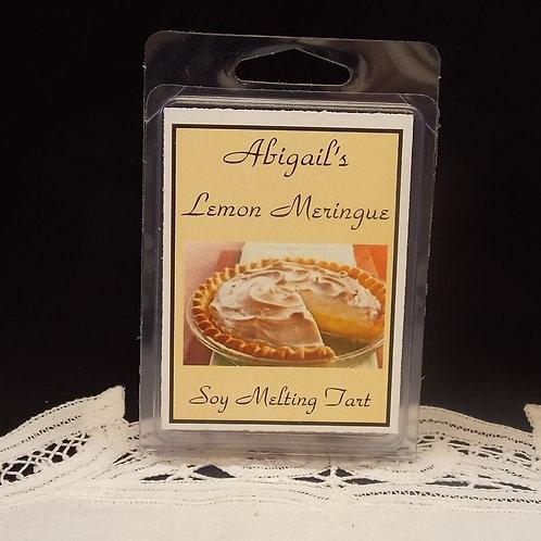 Lemon Meringue Pie Soy Melting Tart