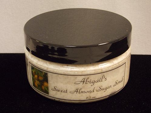 Sweet Almond Sugar Scrub