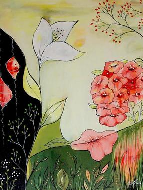 16x20 Original Painting #116