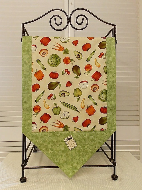 Veggies Table Runner