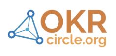 er OKR Circle hilft dir und deinem Team mit Objective und Key Results schneller und besser zu lernen!