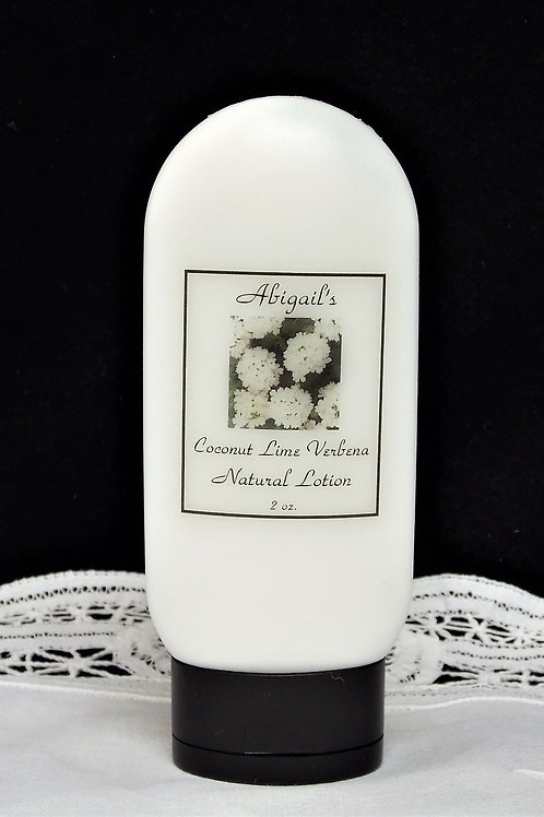 Coconut Lime Verbena 4 oz. Lotion