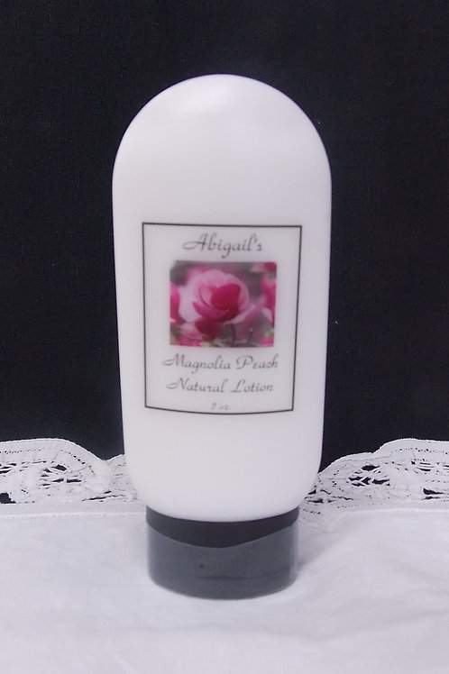 Magnolia Peach 2 oz. lotion