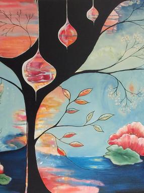24x30 Original Painting #103