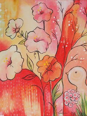 8x8 Original Painting #113