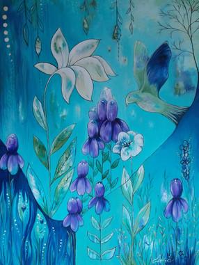 18x24 Original Painting #108