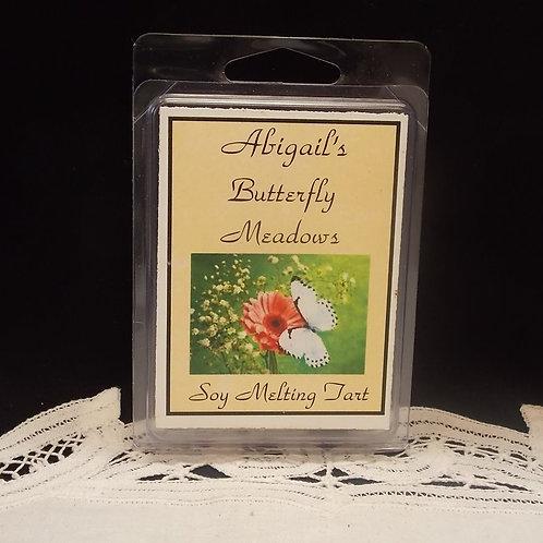 Butterfly Meadows Soy Melting Tart