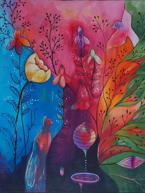 16x20 Original Painting #115