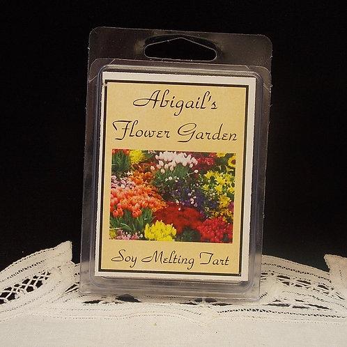 Flower Garden Soy Melting Tart