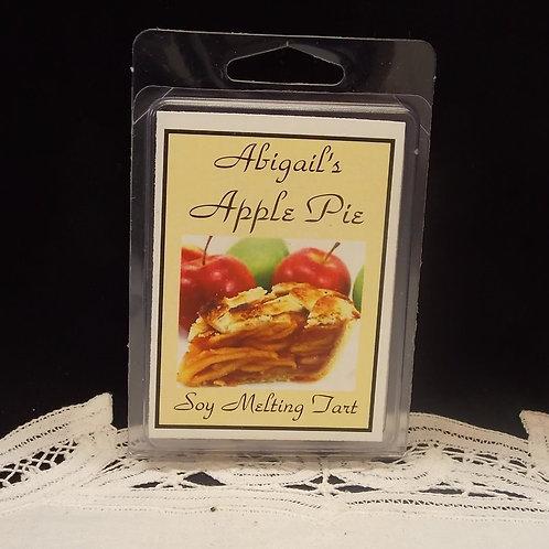 Apple Pie Soy Melting Tart