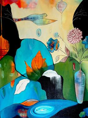 30x40 Original Painting #111
