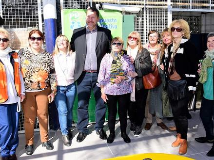 Jubilados de Concordia eligieron sus proyectos