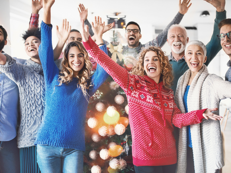 How to Find Recovery & Healing Serenity while also dealing with Family Dynamics during the Holidays.