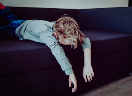 When You're Burned Out and Exhausted—How do you stay on the Recovery and Healing Path?