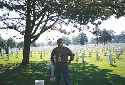 James Michael Pratt American Cemetary Normandy.jpg
