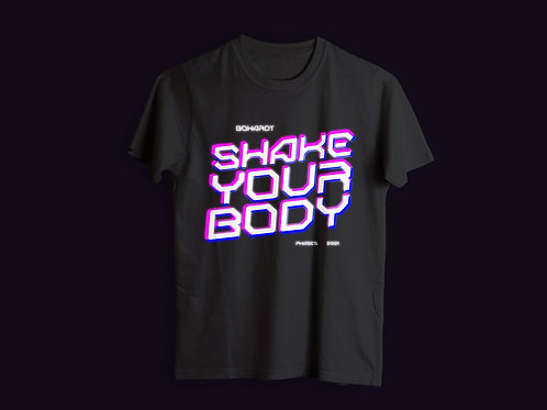 Shake Your Body Limited Tee