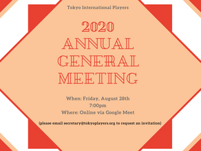2020 Annual General Meeting