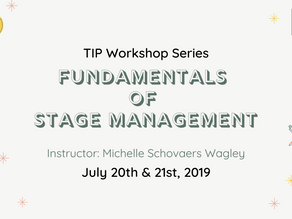 The Fundamentals of Stage Management