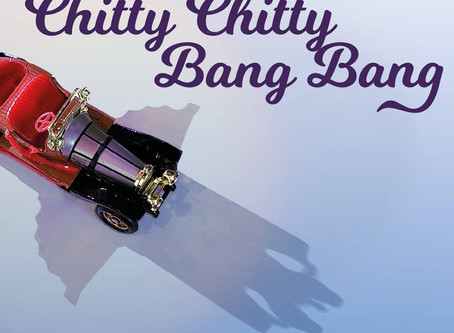 Thank you for coming to Chitty Chitty Bang Bang!