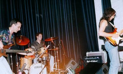 Zach Danziger, Wayne Krantz