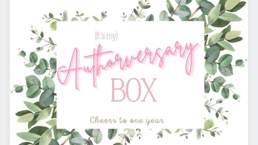 Authorversary  Box