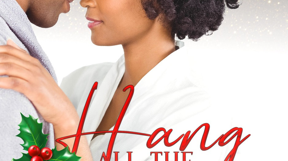 Hang All the Mistletoe Novel