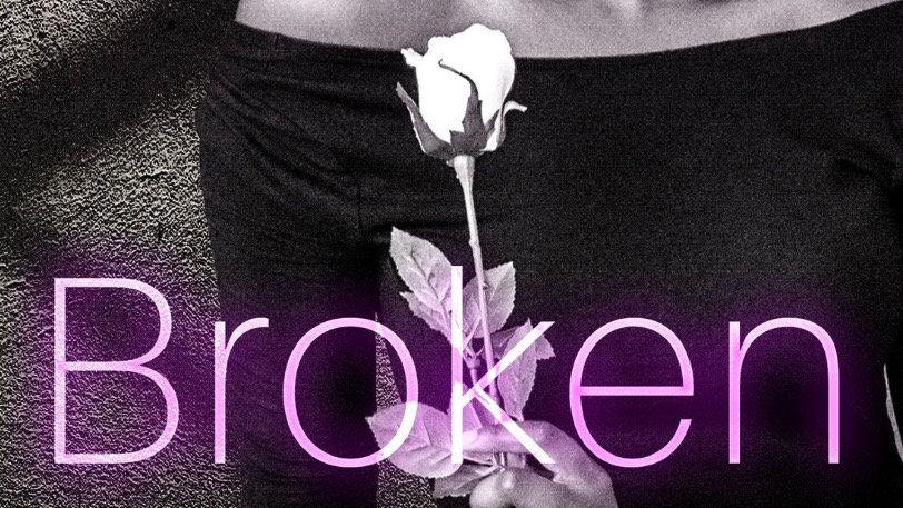 Broken Paperback book