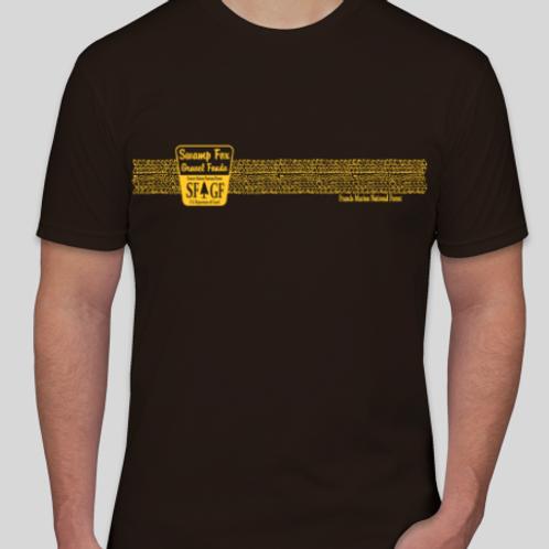 2020 Swamp Fox Gravel Fondo Event T-Shirt
