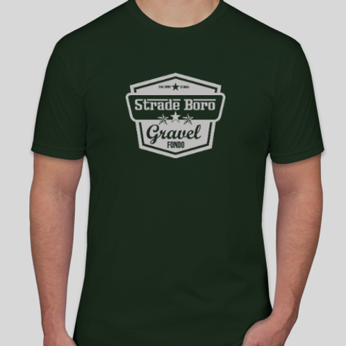 2019 Strade-boro Event T-Shirt