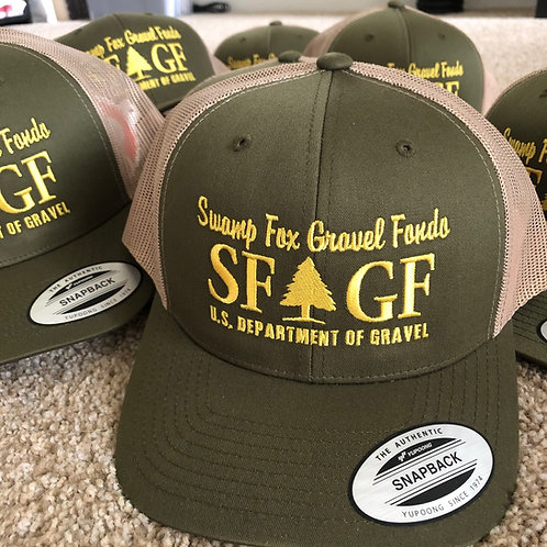 Swamp Fox Gravel Fondo Trucker Hat