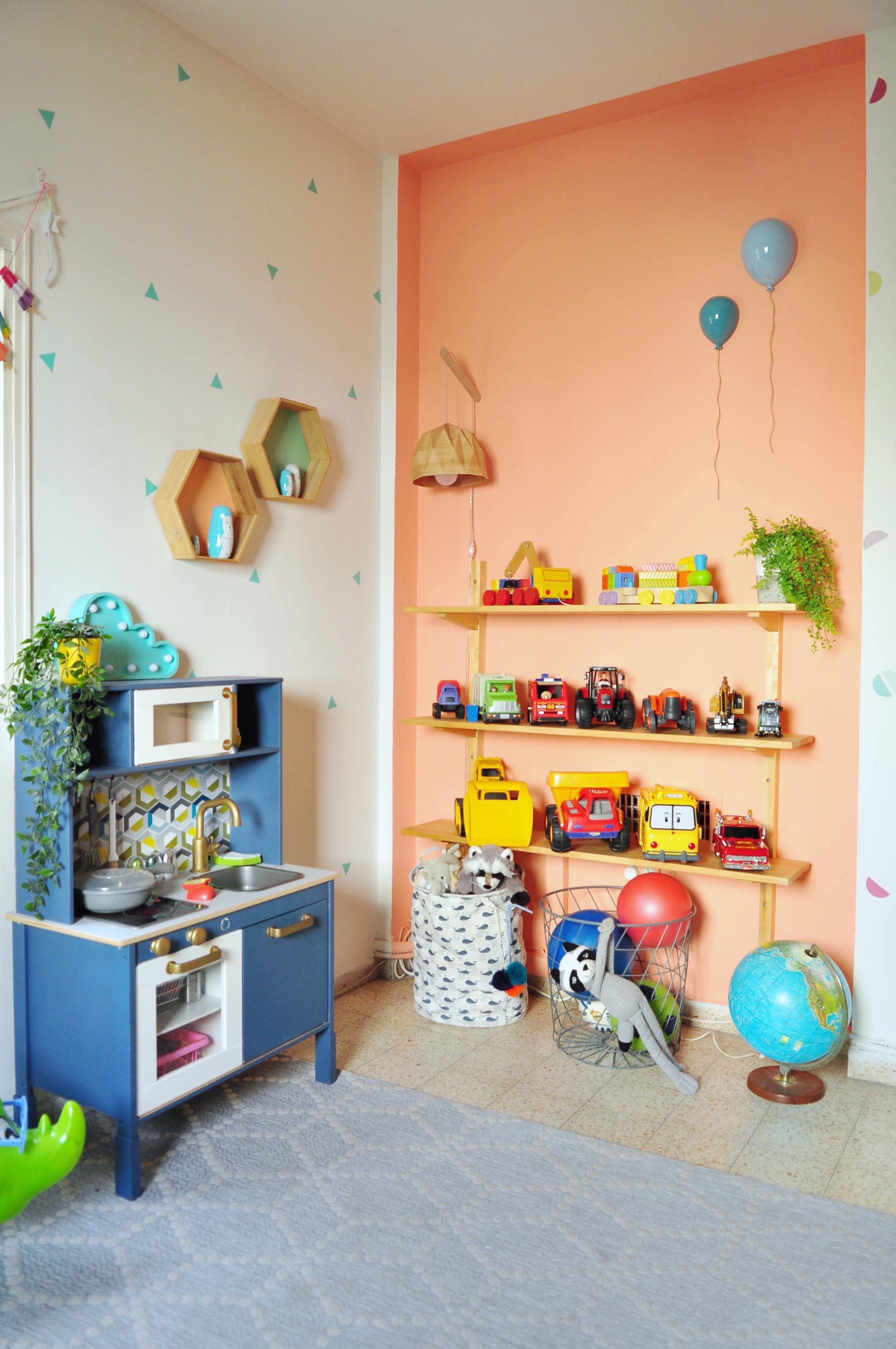 חדר הילדים שלי - שכורה בתל אביב