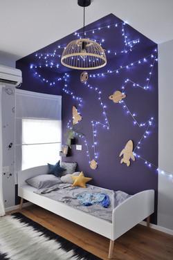 חדרי ילדים על-חלל