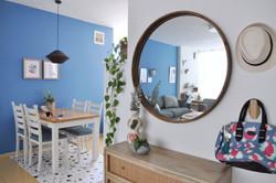 הדירה הכחולה בתל אביב
