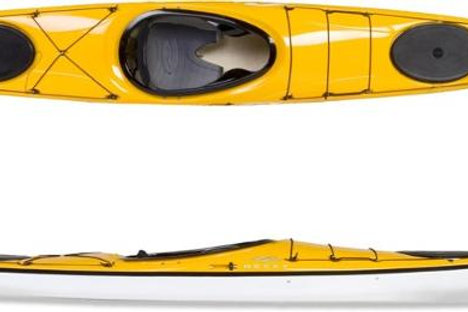 Necky Eliza Kayak with Skeg- Complete Touring Package