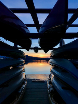 Paddle into the Sunset! Boats for Everyone!