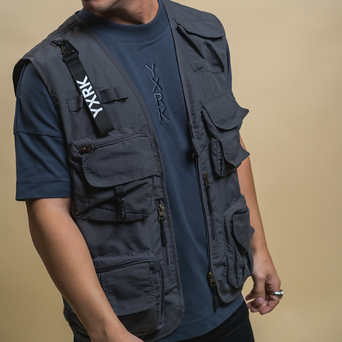 5 Pocket Utility Vest
