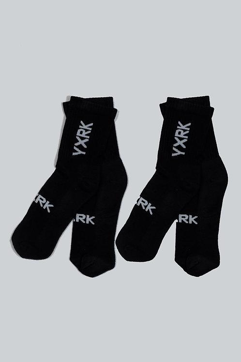 YXRK SOCKS - 2 PACK