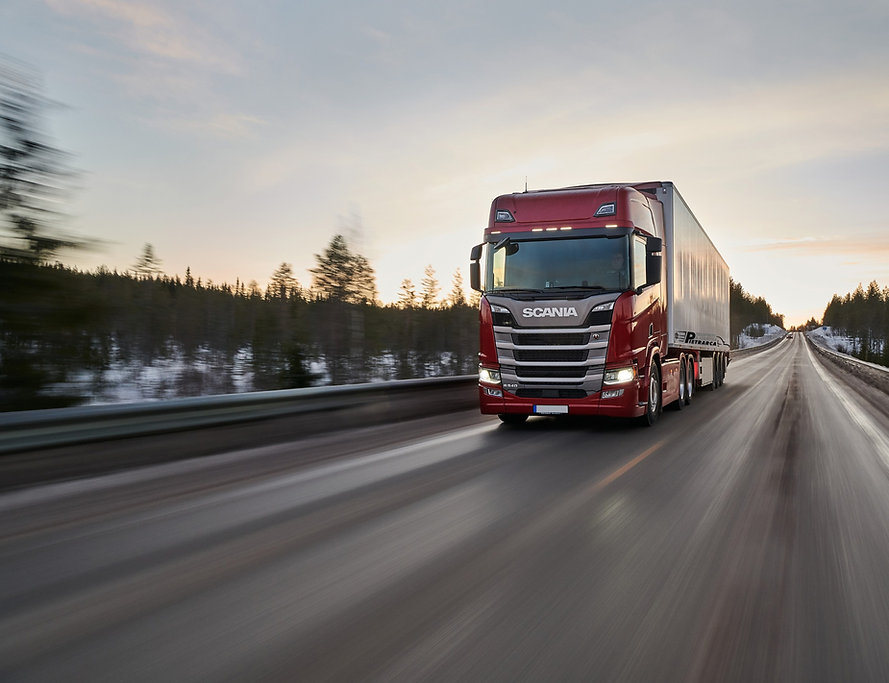 Scania autotrasporti pietrarca