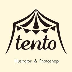 デザインスクールテント ロゴ