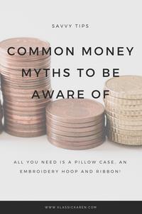 Klassic Karen on savvy money myths