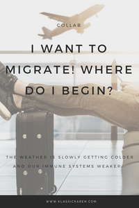 Klassic Karen on migrating