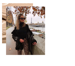 Klassic Karen on favourite winter trousers, first on the list are a leopard print trousers