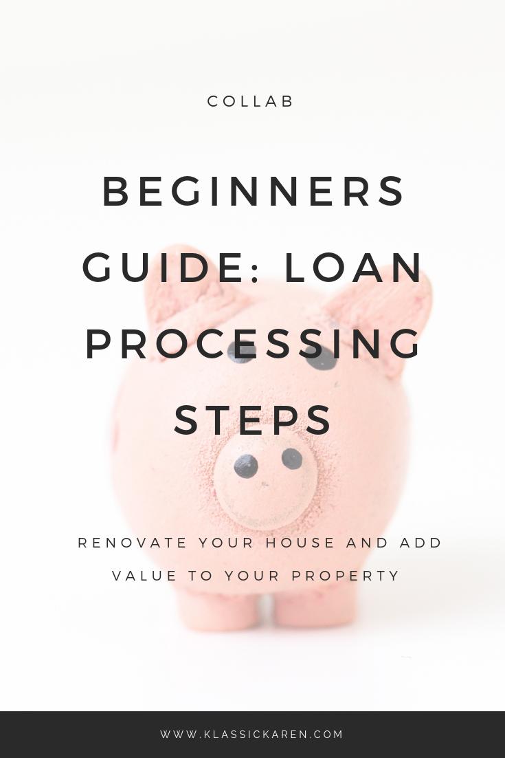 Tips on getting a loan by Klassic Karen
