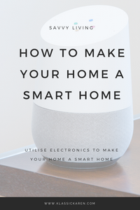 Klassic Karen on How to make your home a smart home