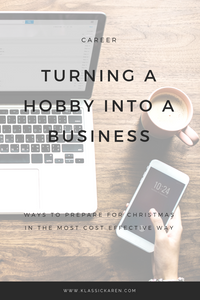 Klassic Karen on turning a hobby into a business