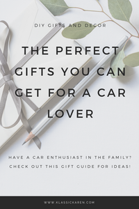 Klassic Karen gift ideas for car lovers