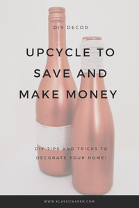 KLASSIC KAREN on how to upcycle to save and make money